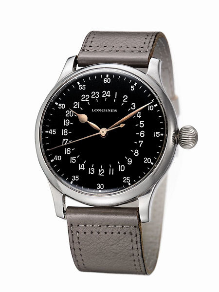 часы Longines Twenty-Four Hours