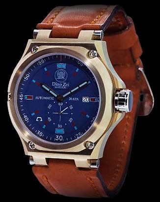 часы Anonimo Glauco Bronze