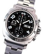 часы Anonimo Cronoscopio Mark II Steel Bracelet