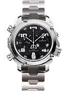 часы Anonimo Professionale Crono Steel Bracelet
