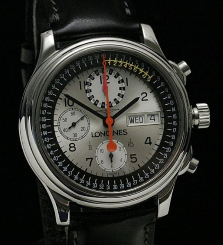 часы Longines Honour and Glory - Wrist Chronograph