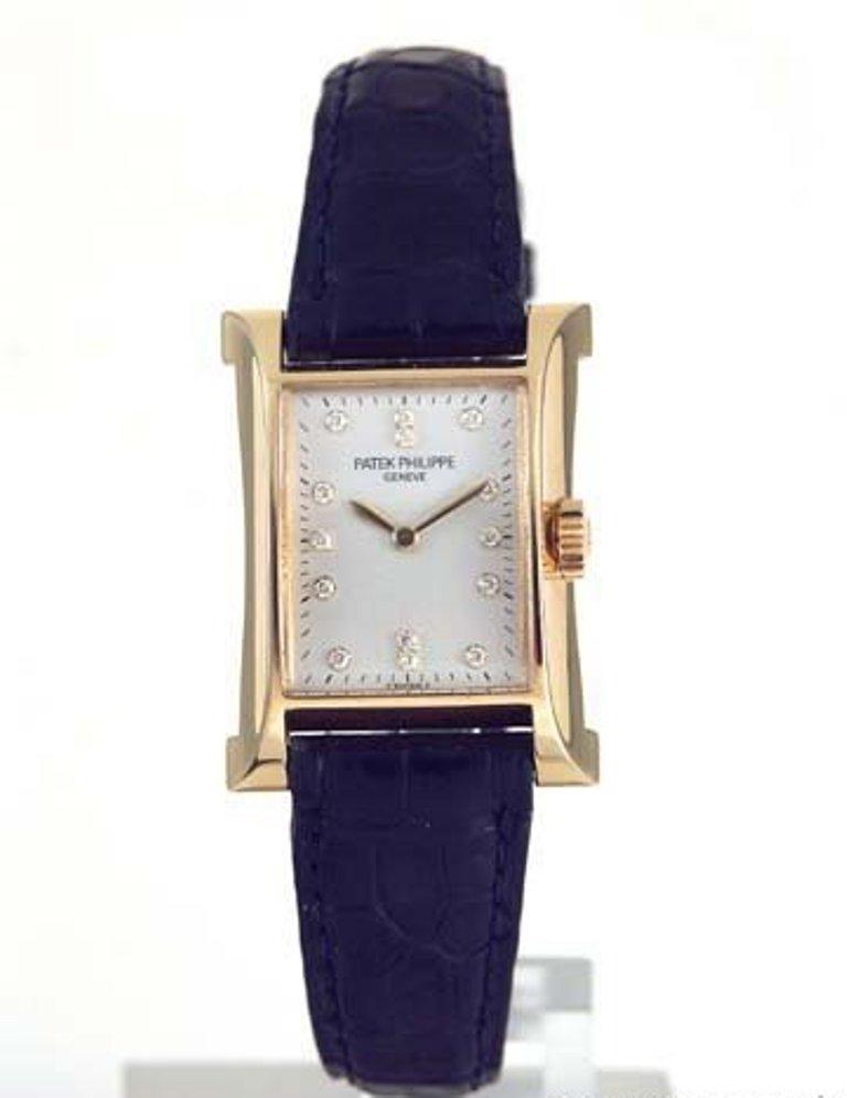 часы Patek Philippe Pagoda Damenuhr