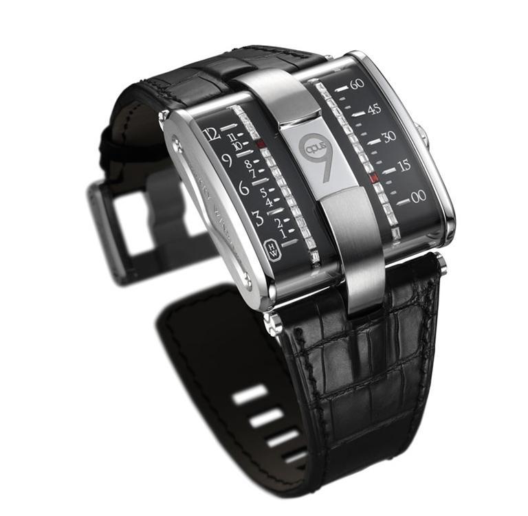 часы Harry Winston Opus 9
