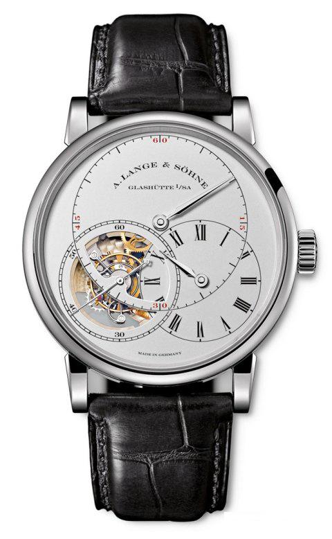 """часы A. Lange & Sohne Richard Lange Tourbillon """"Pour le Merite"""""""