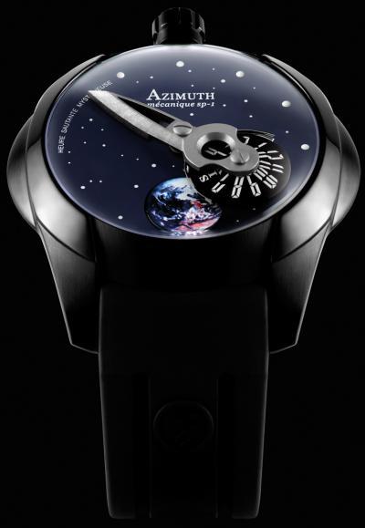 часы Azimuth Spaceship PVD