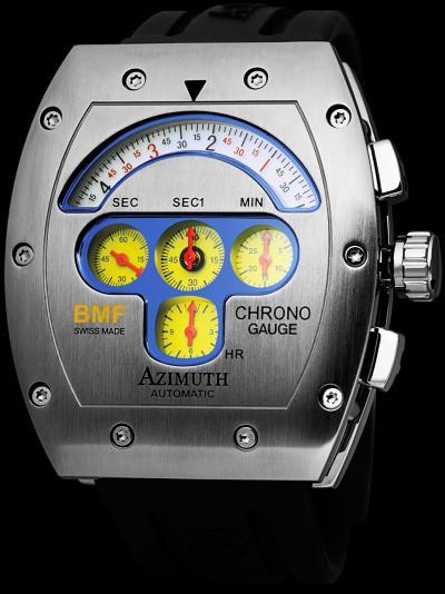 часы Azimuth Chrono Gauge BMF