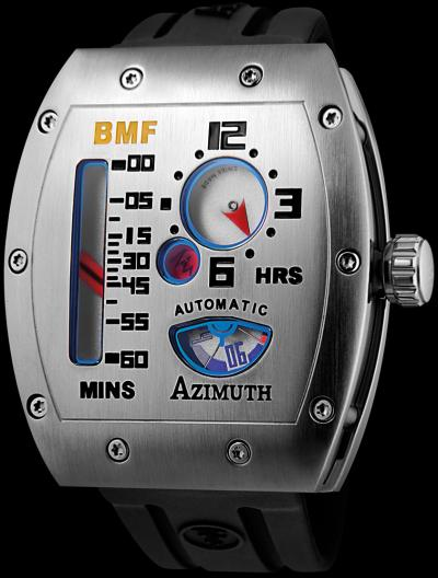часы Azimuth Gauge Mecha-1 BMF