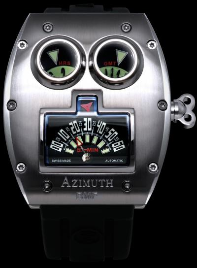 ���� Azimuth Mr.Roboto