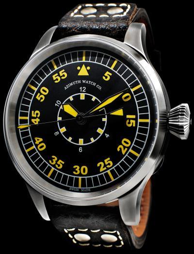 часы Azimuth B-Uhr Inner Hour
