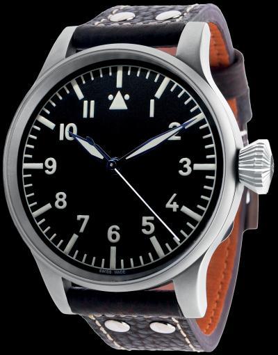 часы Azimuth B-Uhr Original Luftwaffe Specification