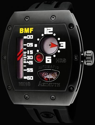часы Azimuth BMF PVD