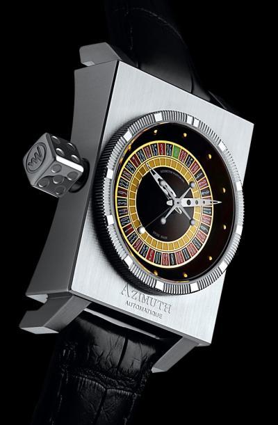 часы Azimuth Roulette