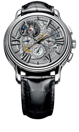 часы Zenith Academy Tourbillon & Perpetual Calendar Concept Limited