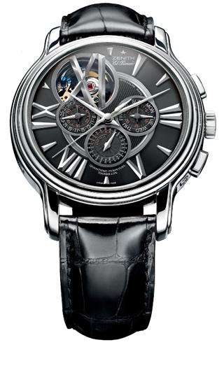 часы Zenith Academy Tourbillon & Perpetual Calendar Limited