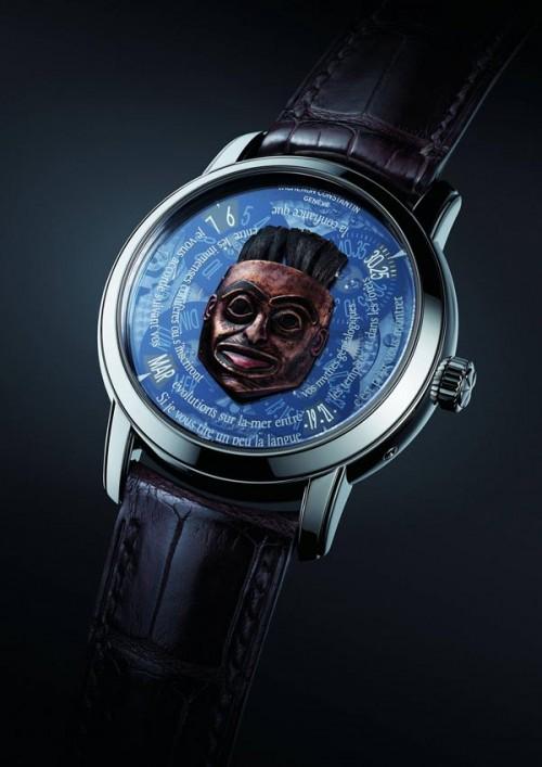 часы Vacheron Constantin Les Masques Alaska