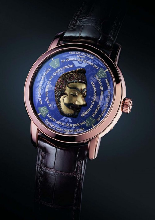 часы Vacheron Constantin Les Masques Indonesia