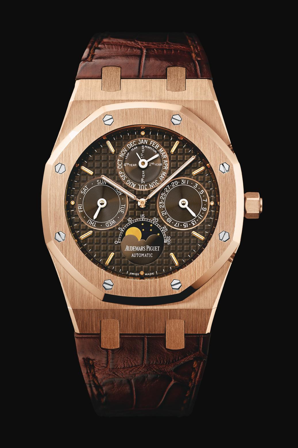 часы Audemars Piguet PERPETUAL CALENDAR