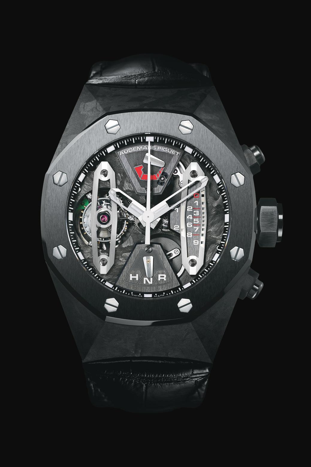 часы Audemars Piguet Carbone Concept