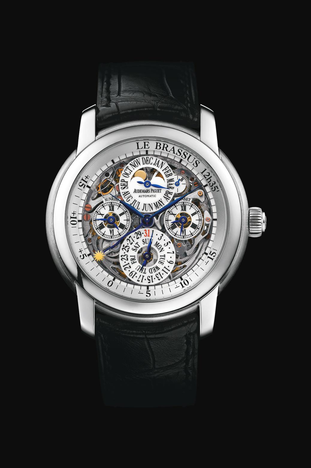 часы Audemars Piguet Jules Audemars Equation du Temps Squelette