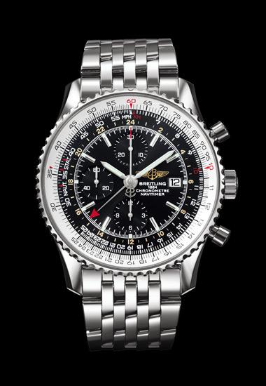 часы Breitling NAVITIMER WORLD