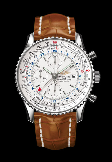 часы Breitling NAVITIMER WORLD