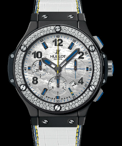 часы Hublot Big Bang AmFAR Baguette