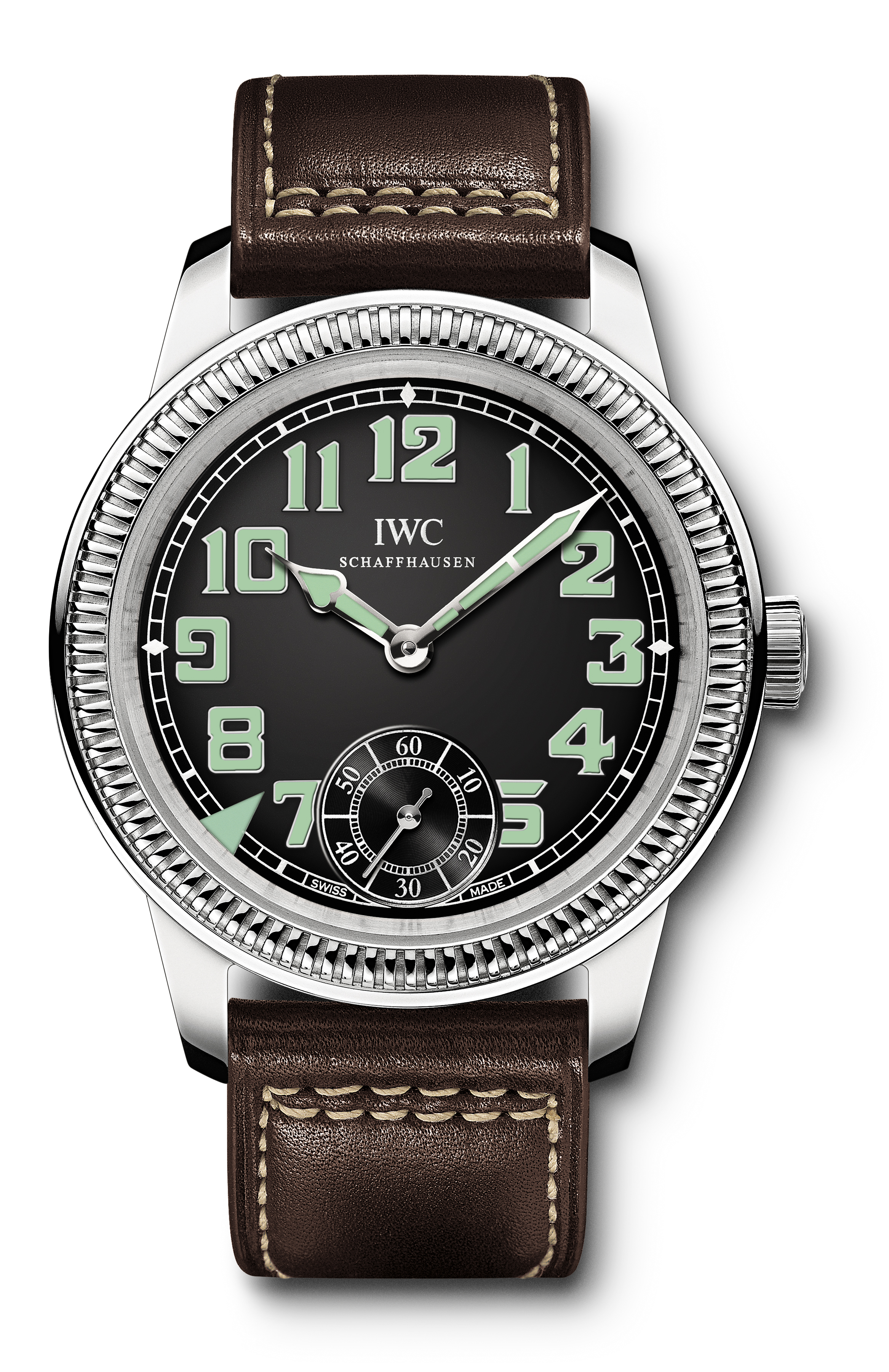 часы IWC Pilot's Watch Hand-Wound