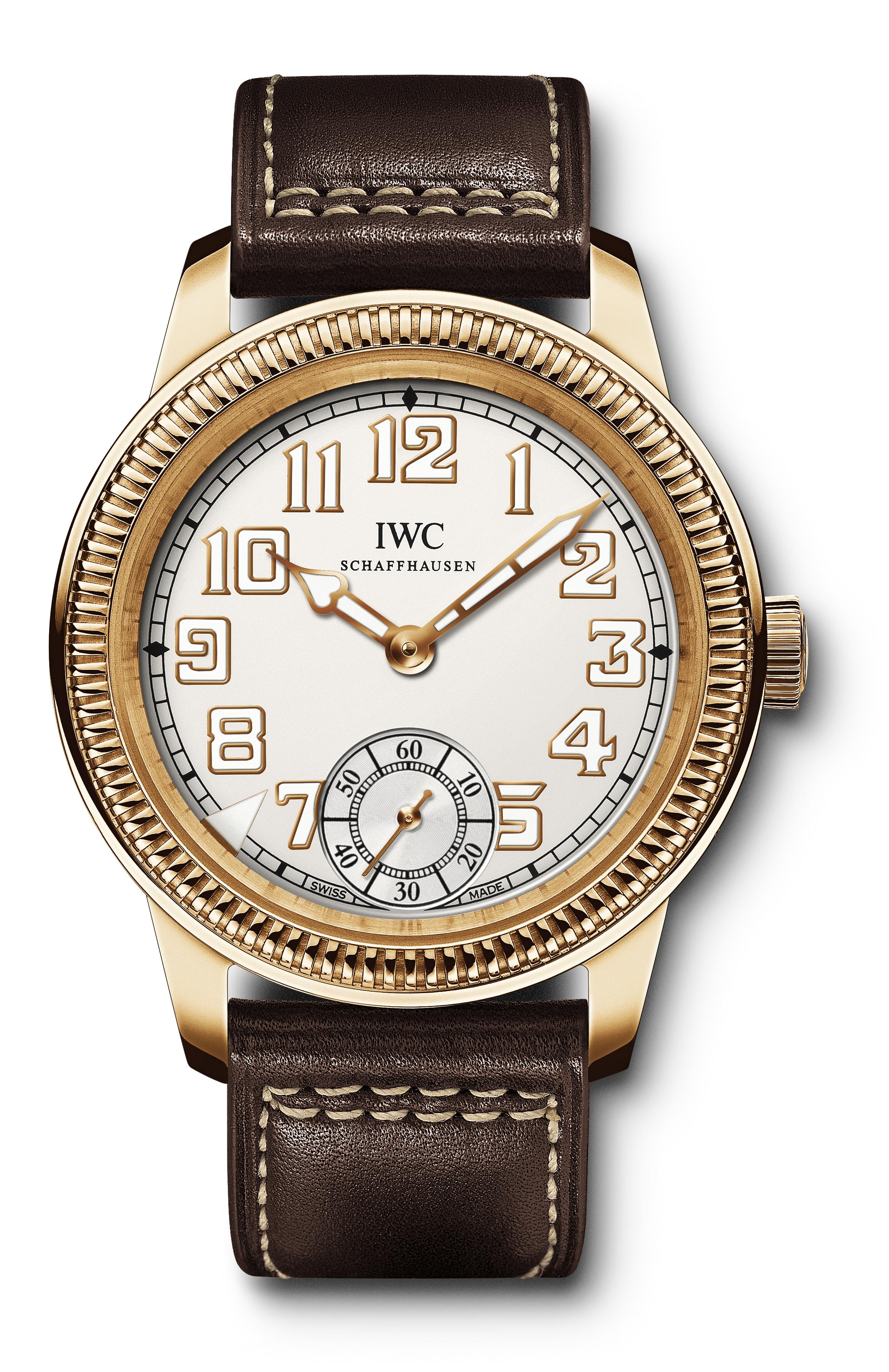 часы IWC Pilot's Watch Hand-Wound