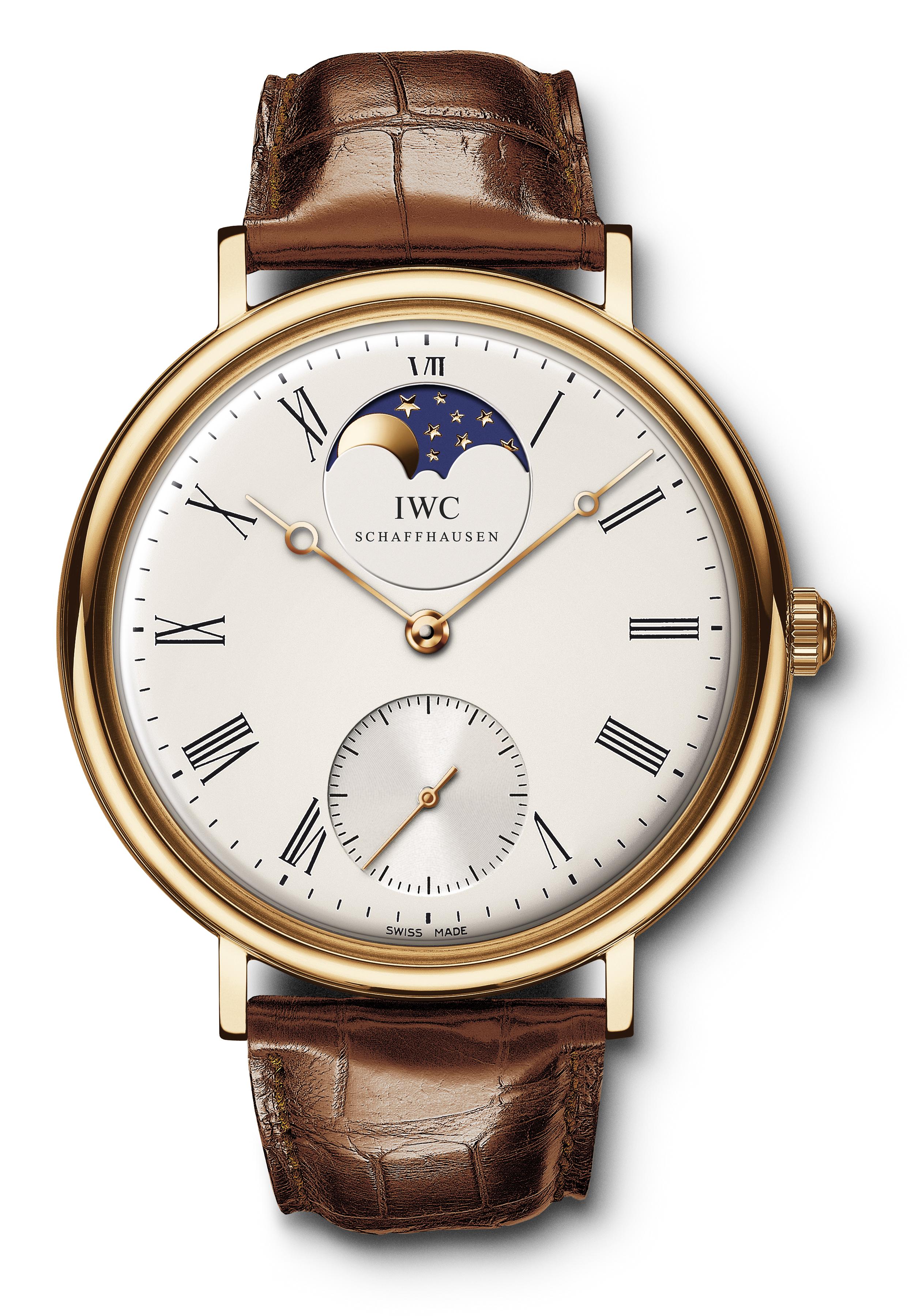 часы IWC Portofino Hand-Wound