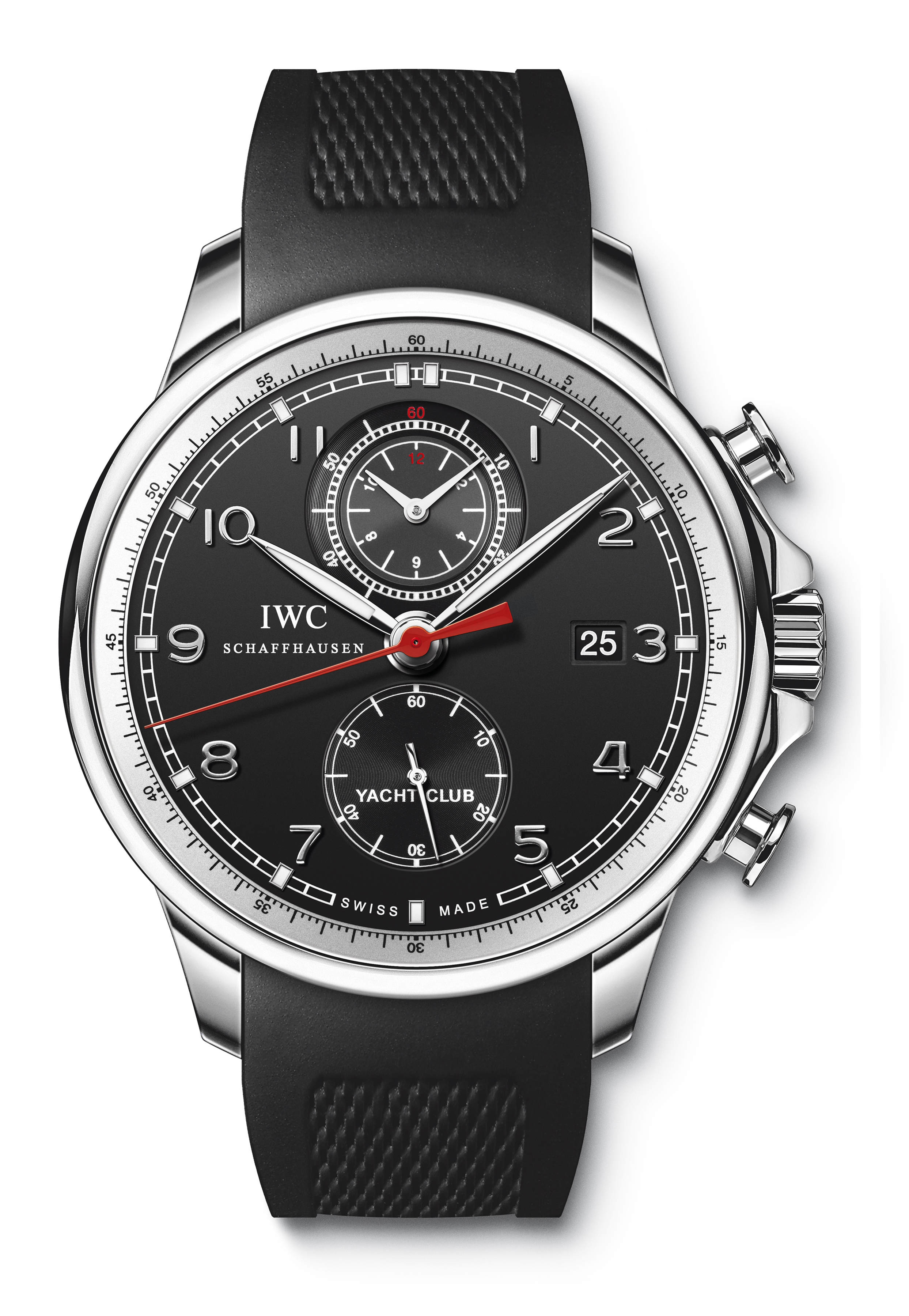 часы IWC Portuguese Yacht Club Chronograph