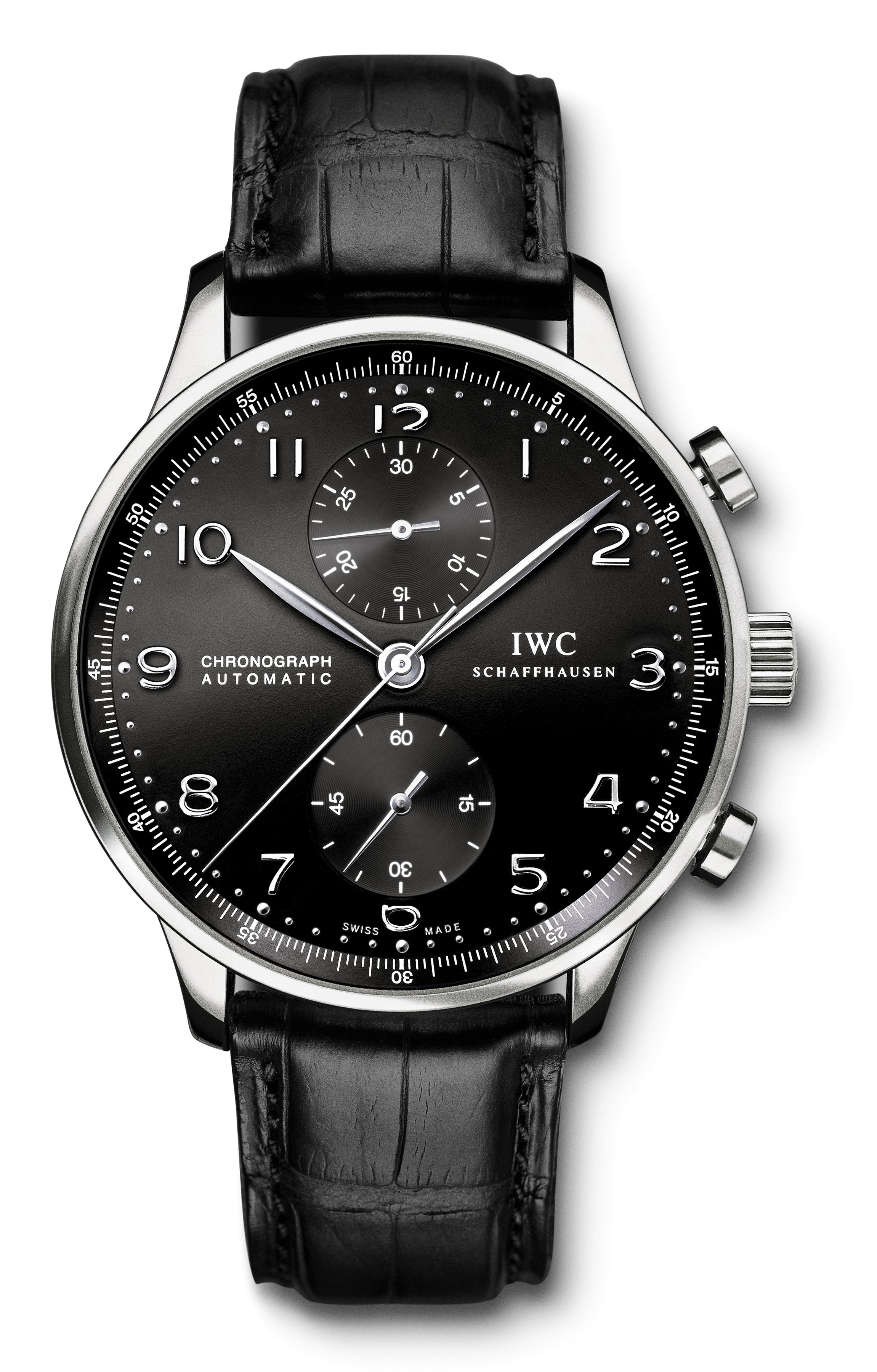 ���� IWC Portuguese Chronograph