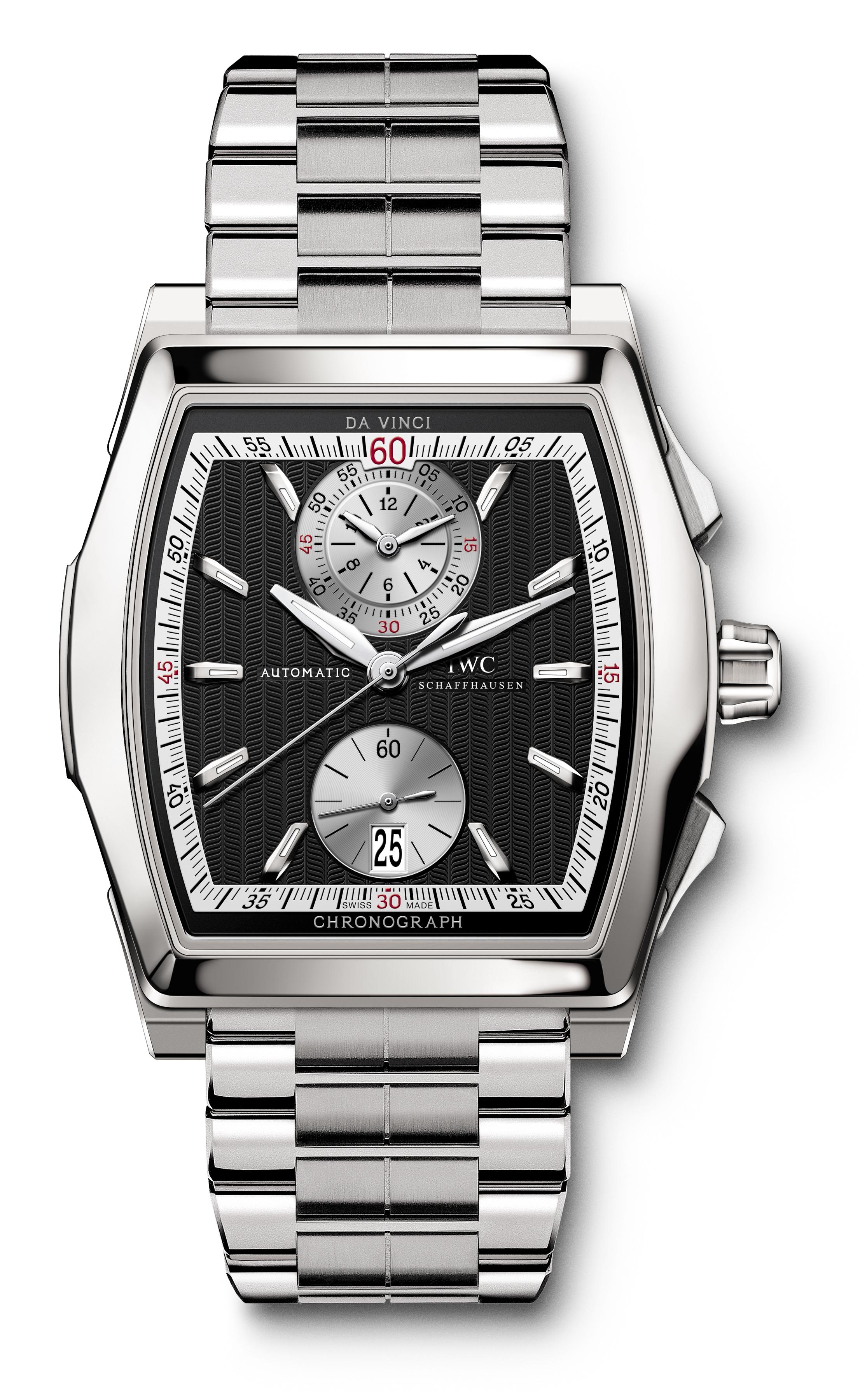 часы IWC Da Vinci Chronograph