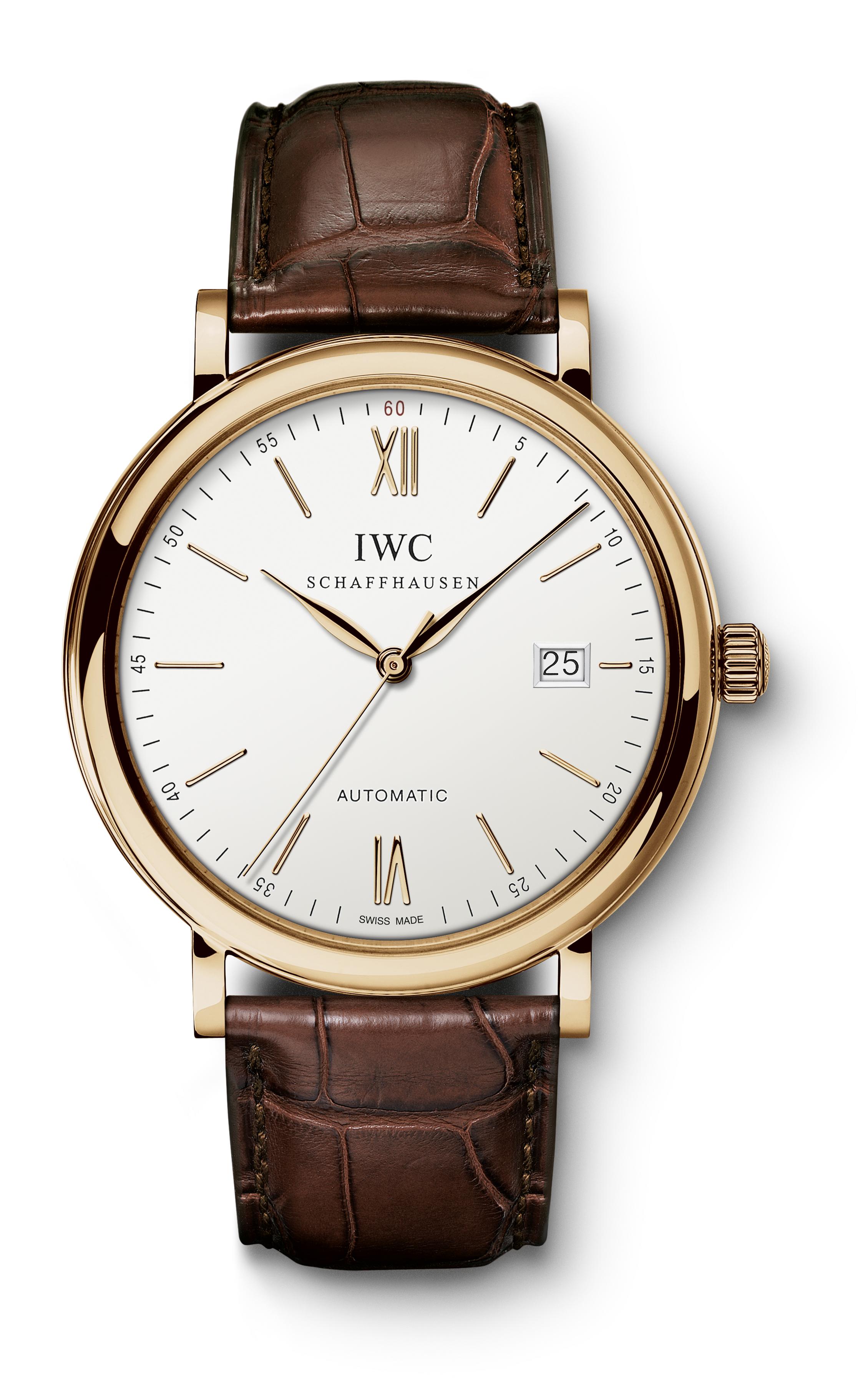 часы IWC Portofino Automatic
