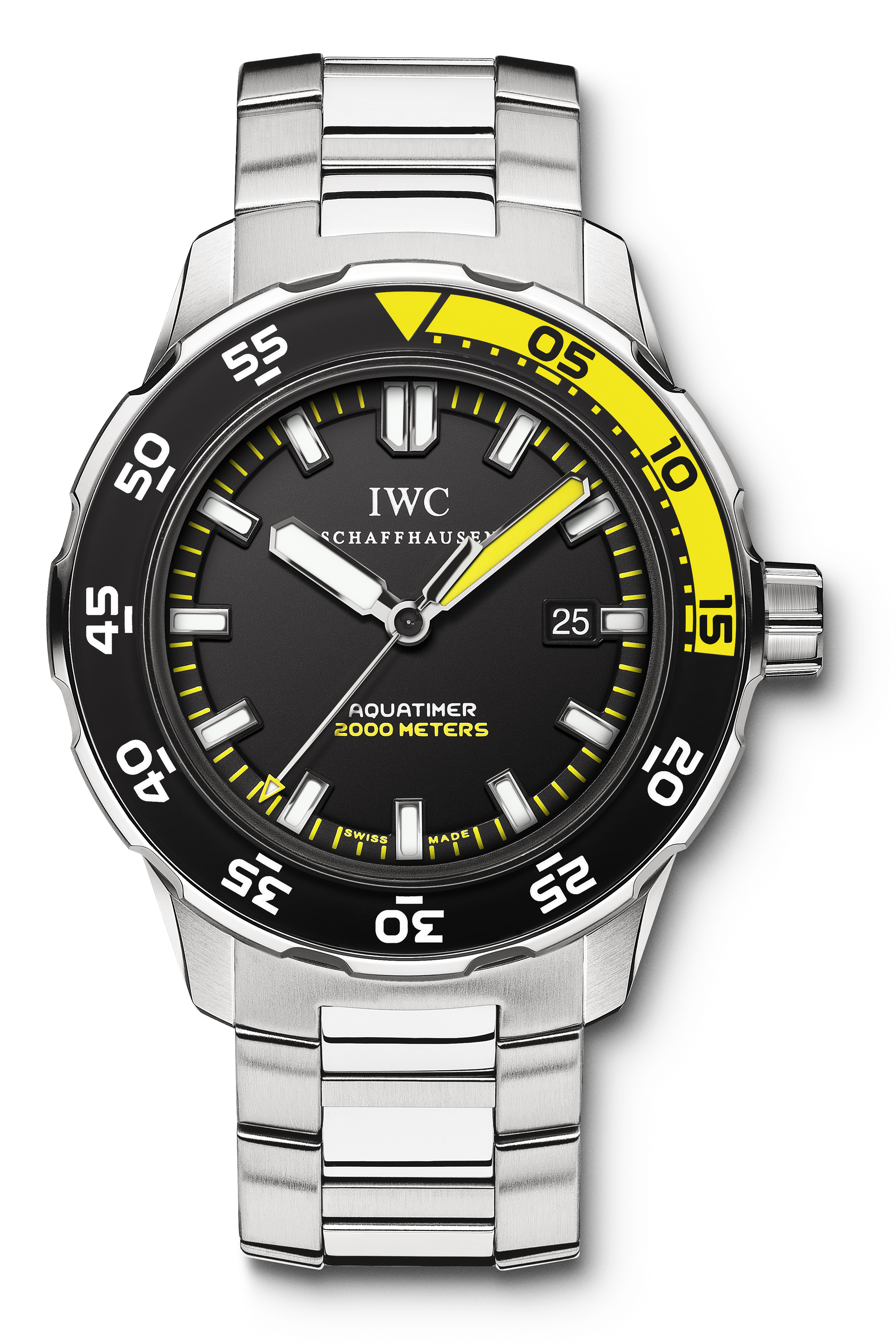 часы IWC Aquatimer Automatic 2000