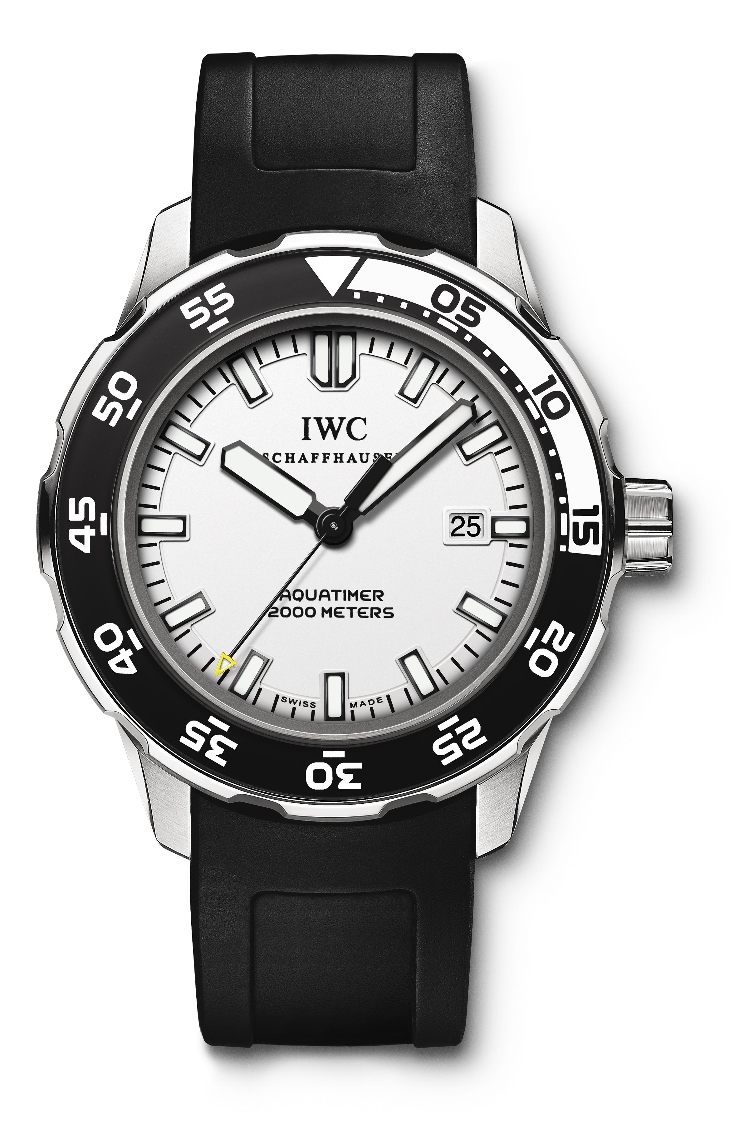 ���� IWC Aquatimer Automatic 2000