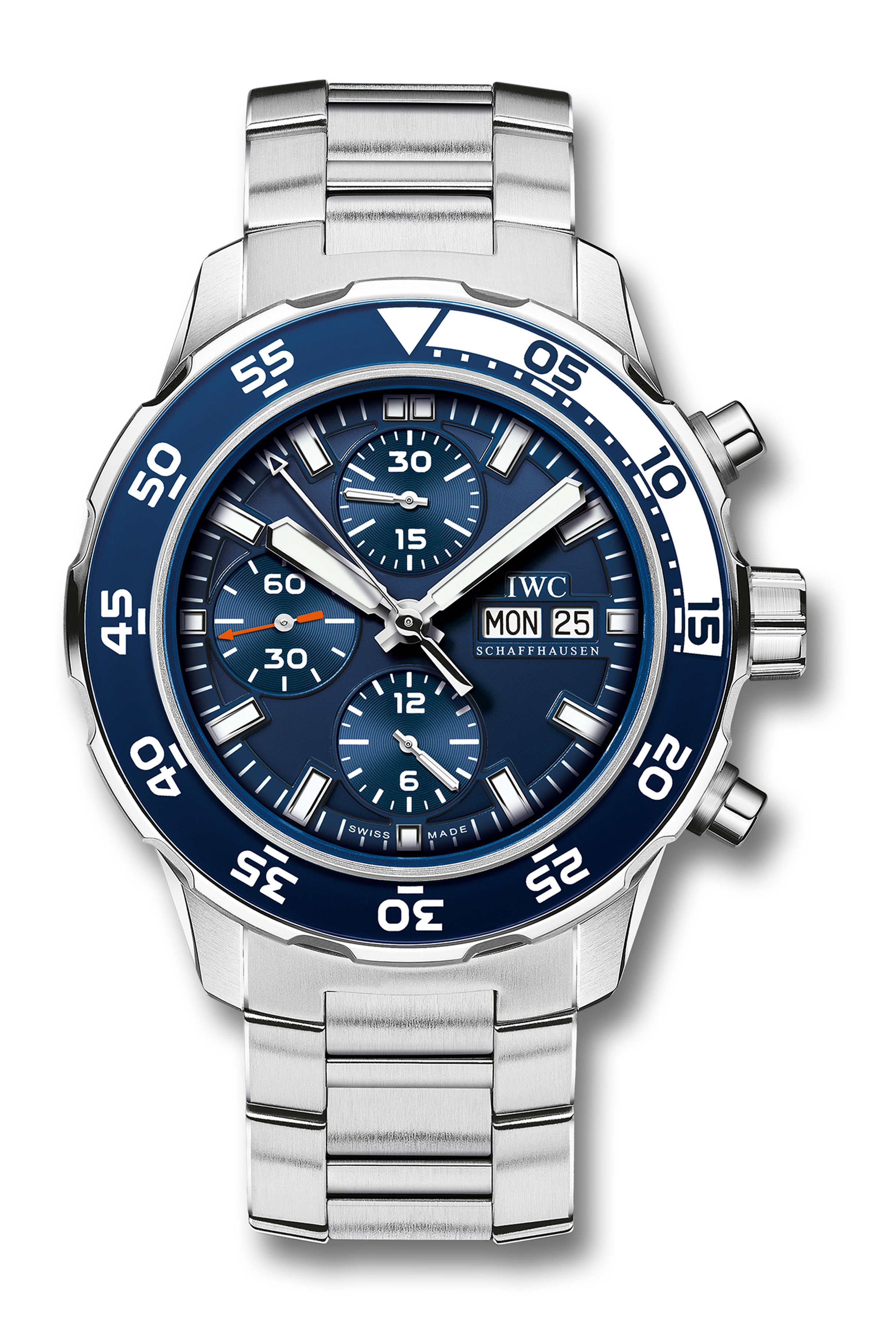 ���� IWC Aquatimer Chronograph  3767