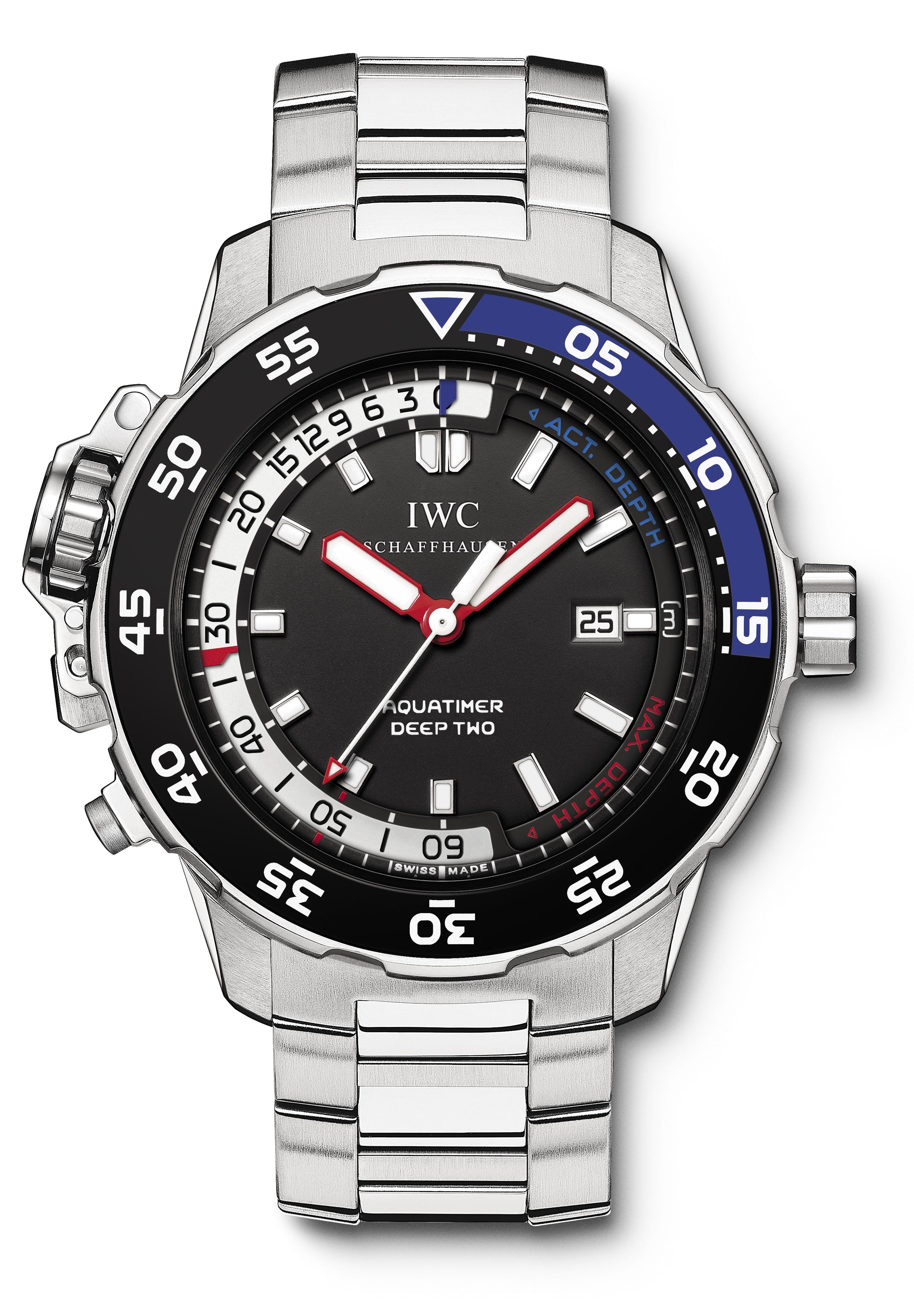 часы IWC Aquatimer Deep Two