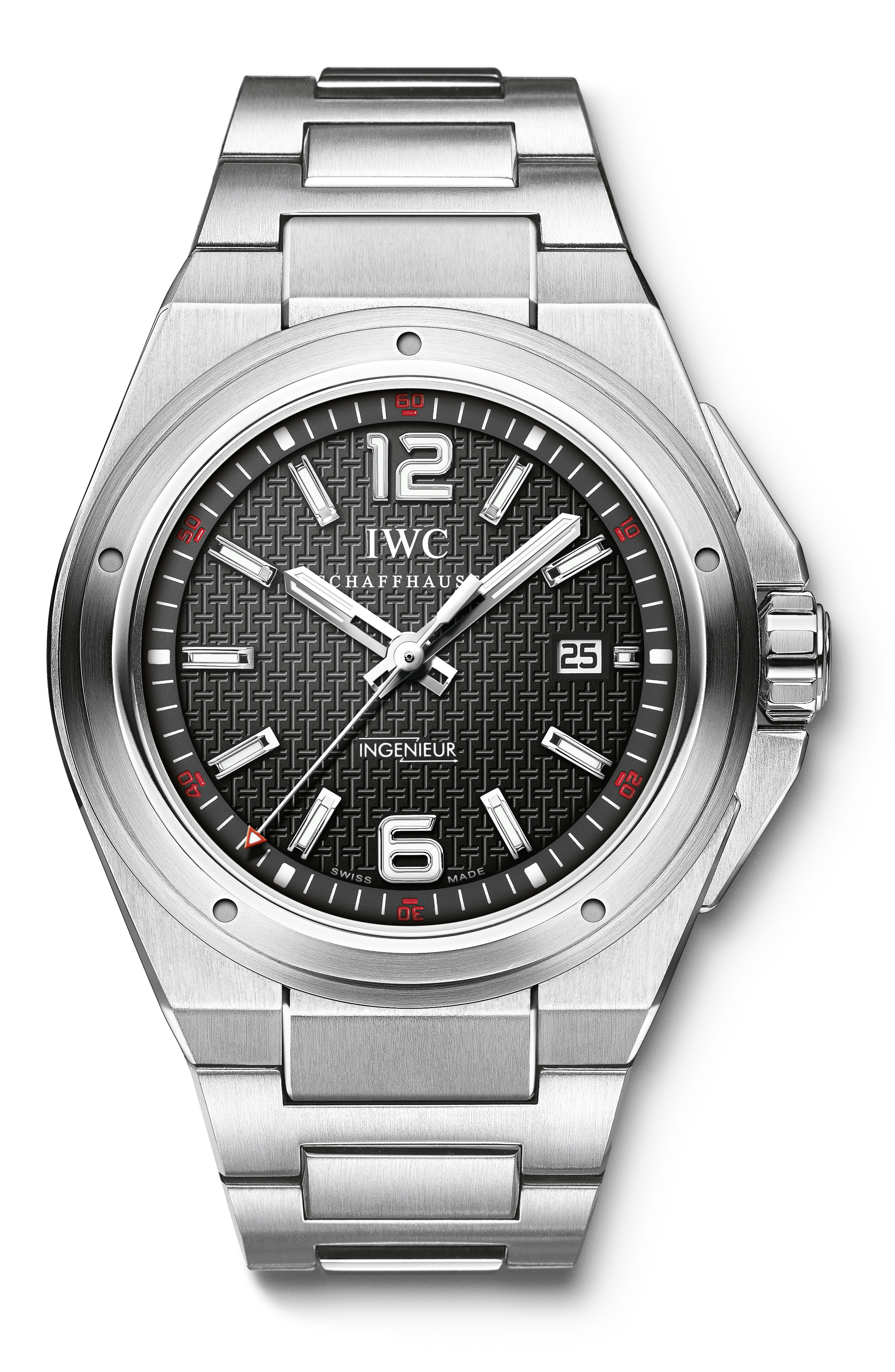 часы IWC Ingenieur Automatic Mission Earth