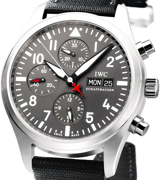 часы IWC Edition Patrouille Suisse