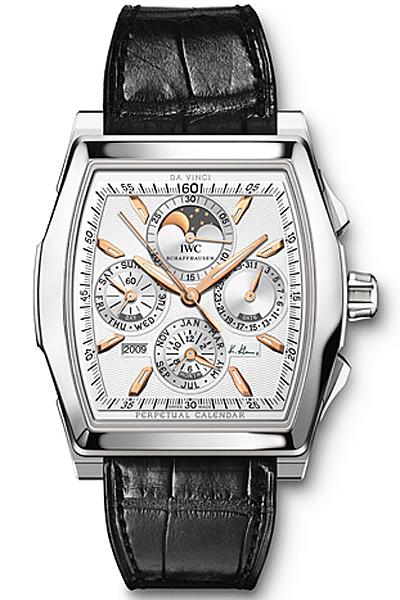 часы IWC Da Vinci Perpetual Calendar Edition Kurt Klaus
