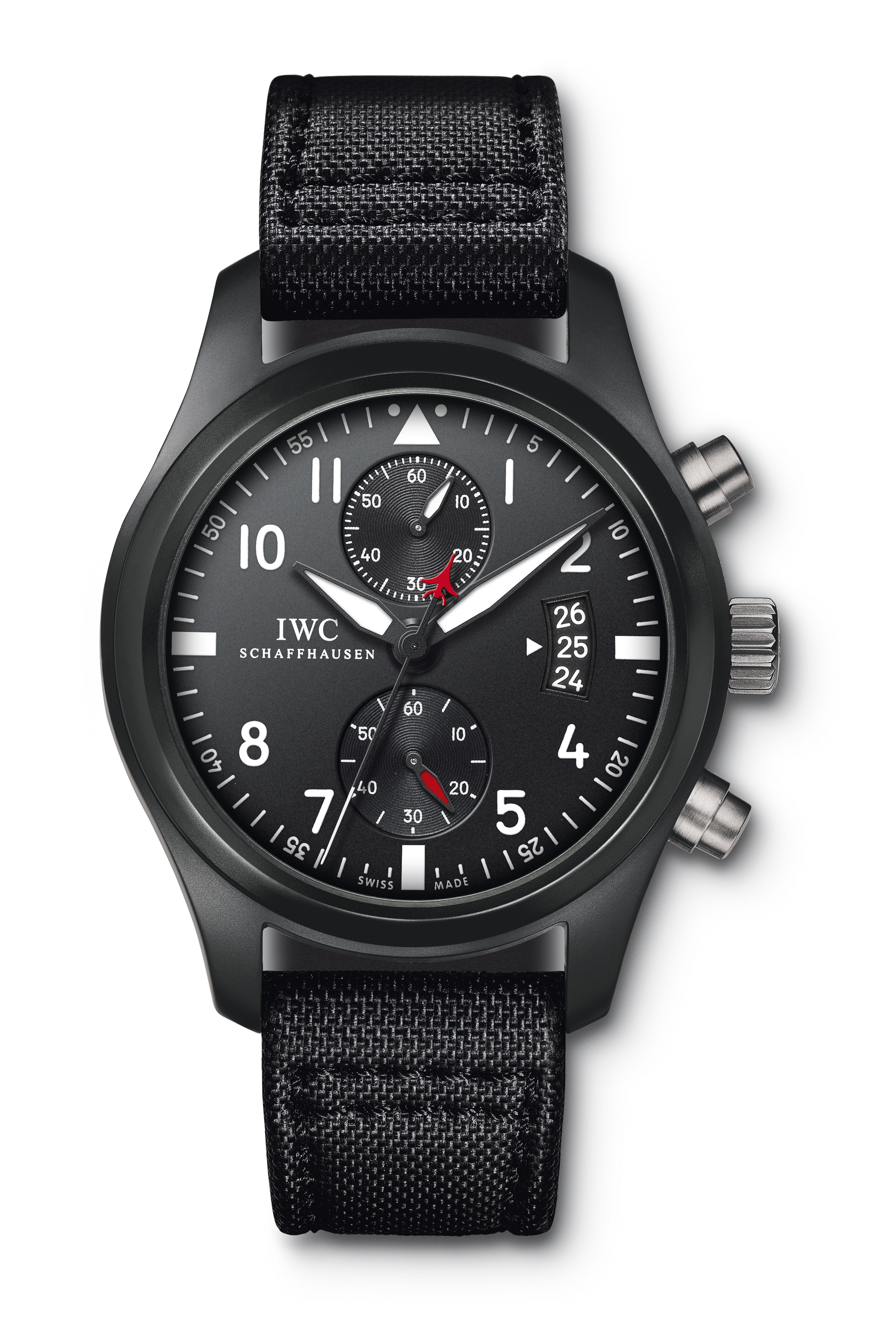 часы IWC Chronograph Top Gun