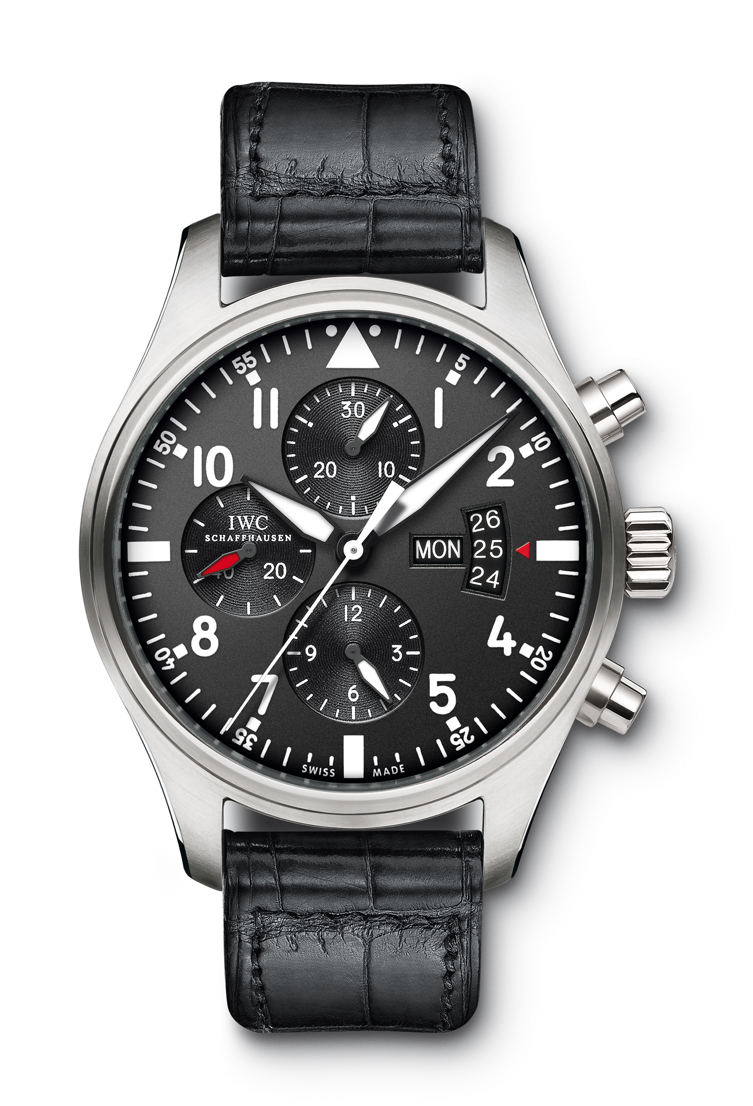часы IWC Pilot's Watch Chronograph