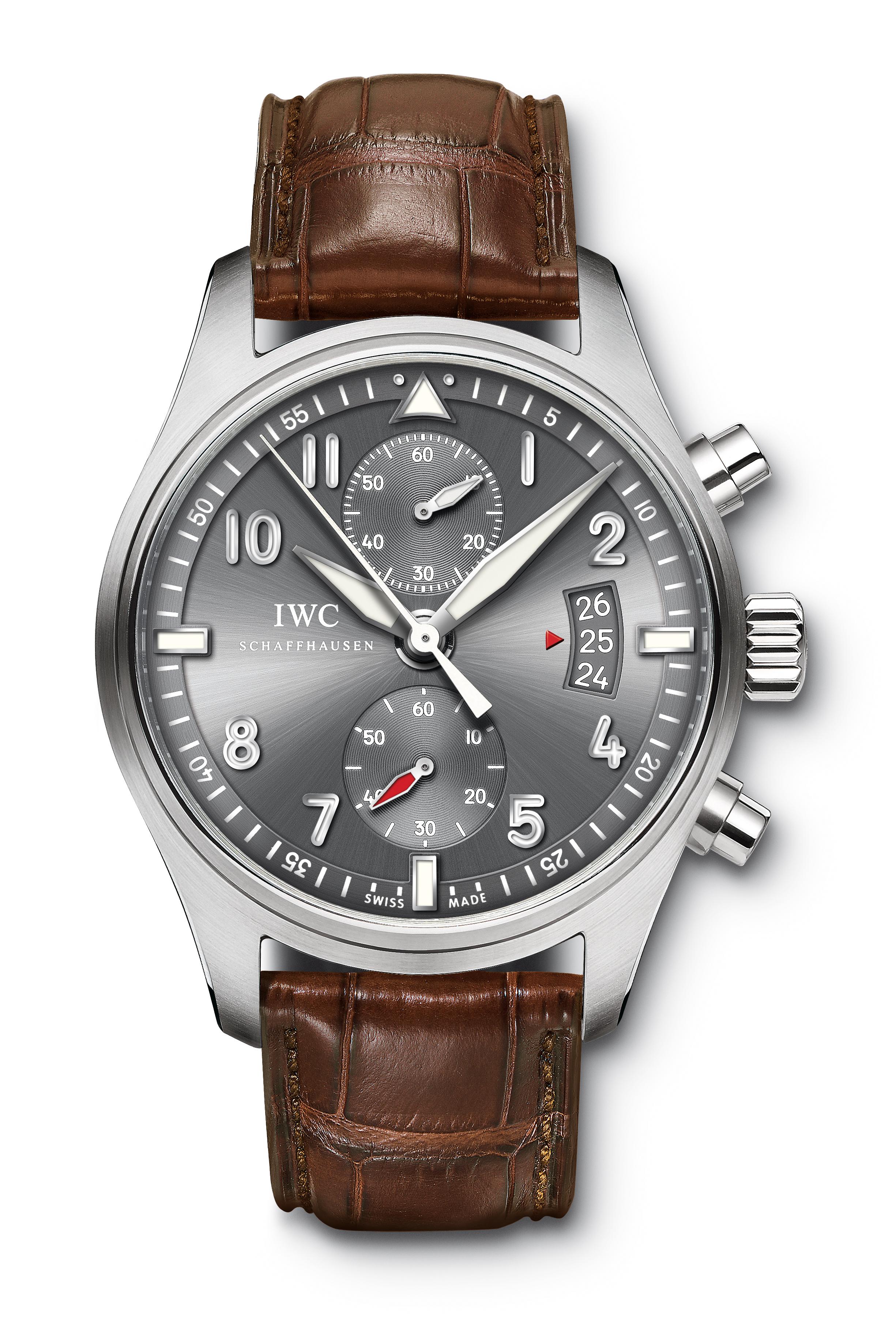 часы IWC Spitfire Chronograph