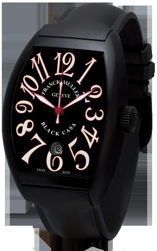 часы Franck Muller Casablanca Noir
