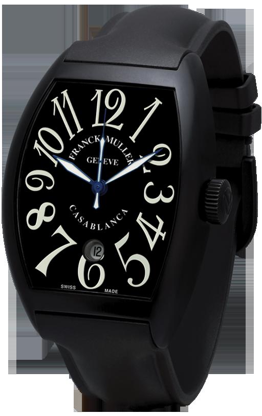 часы Franck Muller Casablanca Chronograph Noir