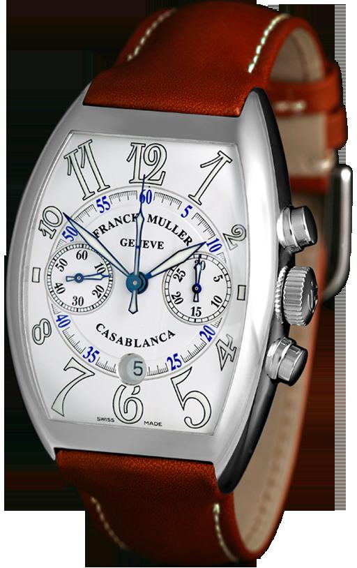 часы Franck Muller Casablanca Chronograph