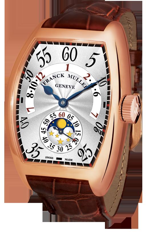 часы Franck Muller Heure Irrégulière