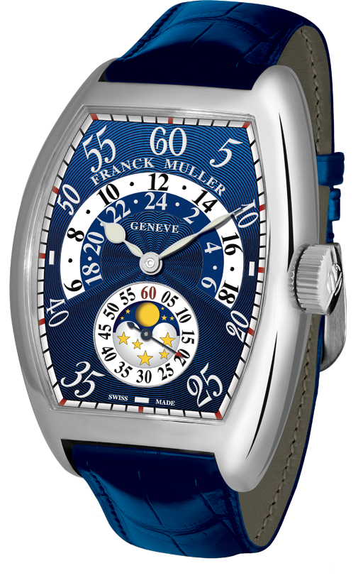 часы Franck Muller Day & Night