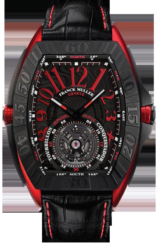 часы Franck Muller Conquistador GPG