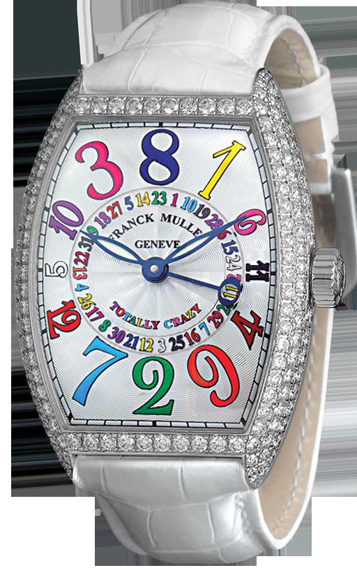 часы Franck Muller Totally Crazy